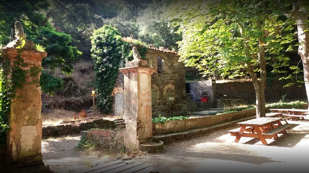 Un endroit insolite à Collioure